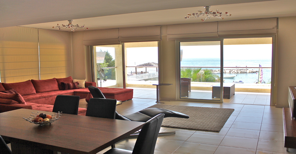 Апартаменты в остров Халки на море