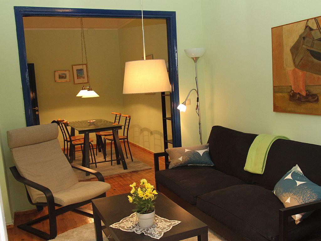 Апартаменты в Гревена у моря